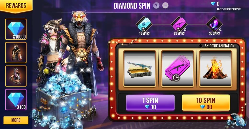 Cara Cheat Diamond FF ( Free Fire ) Gratis Palig Ampuh