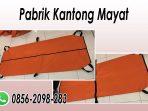Pabrik Kantong Mayat No 1 di Indonesia